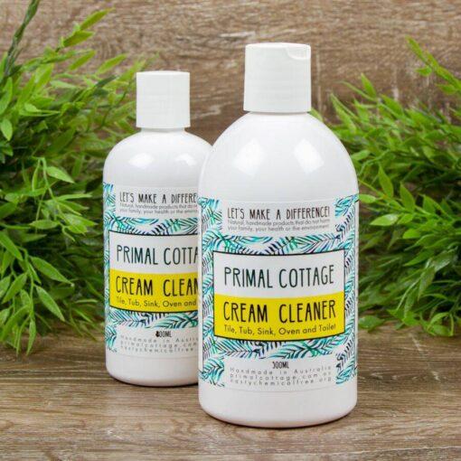 Cream Cleanser 500ml