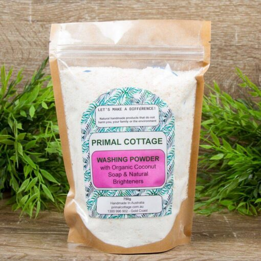 Natural Washing Powder 750g